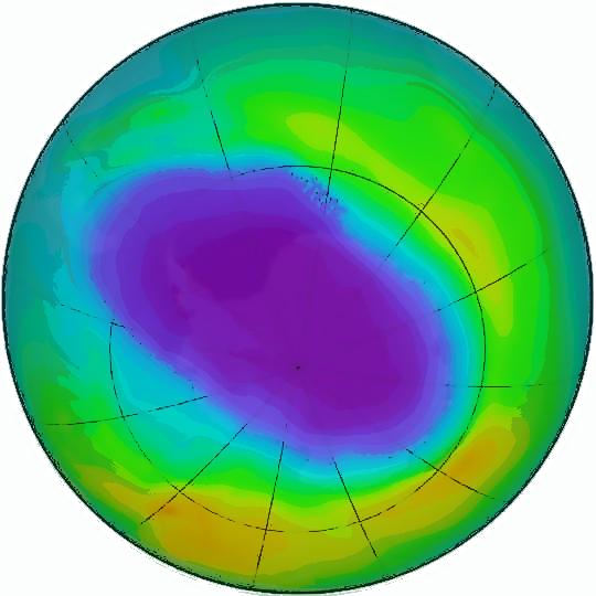 Ozone Hole Clipart.