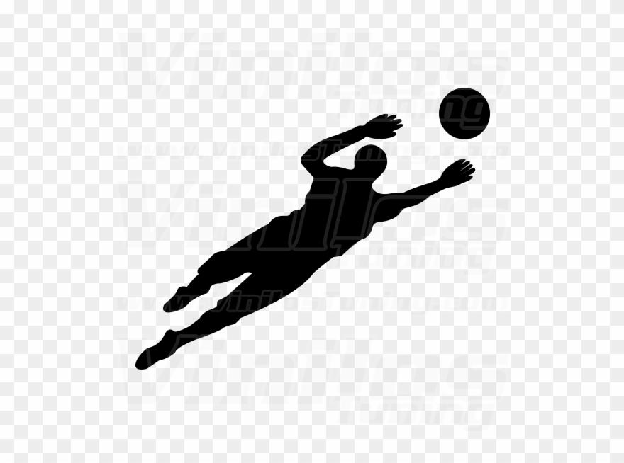 Futbol Portero Deportes Jpg Portero Logo Fútbol Png Clipart.