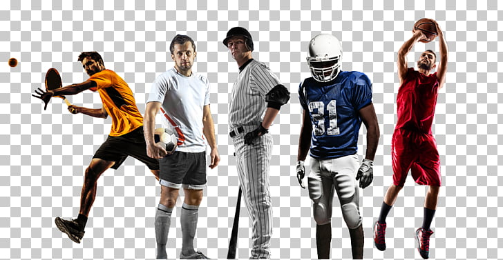 Atleta equipo deporte profesional deporte ropa deportiva.