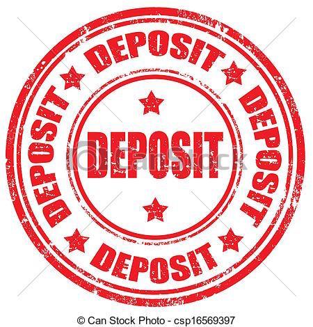 deposit slip clipart - Clipground