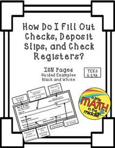Showing post & media for Cartoon deposit slips printable.