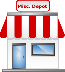 Shop Front Depot Clip Art at Clker.com.