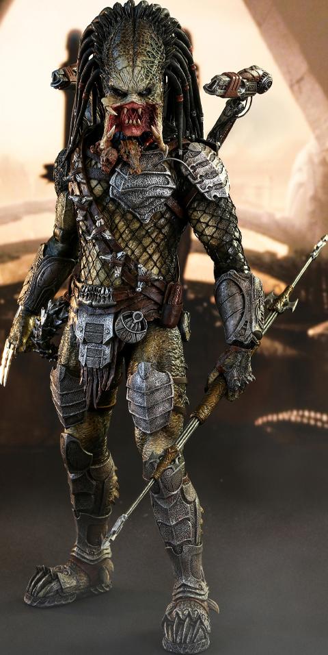 Aliens VS Predator: Requiem Wolf Predator Heavy Weaponry Six.
