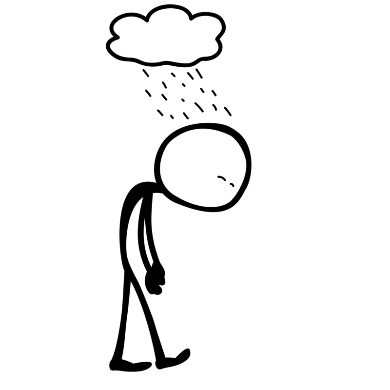 Depression Free Cliparts Depressed Friends Clip Art Png.