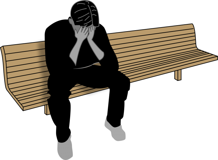 Depression Png Vector, Clipart, PSD.