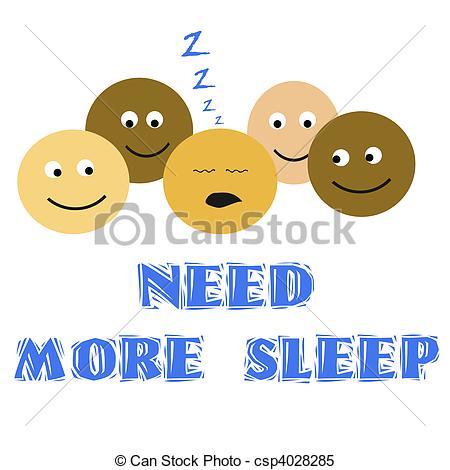Sleep deprivation Clipart and Stock Illustrations. 38 Sleep.