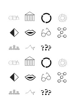 Depth and Complexity Icon Labels.