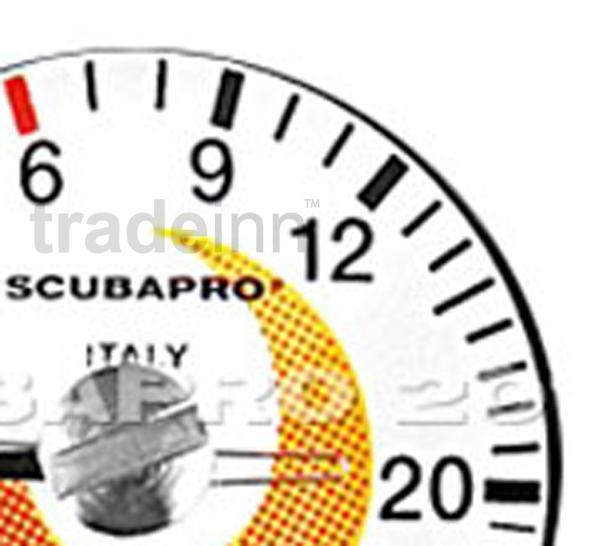 Scubapro Compact Depth Gauge Capsule buy and offers on Scubastore.