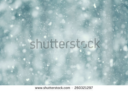 Falling Snow Stock Photos, Royalty.