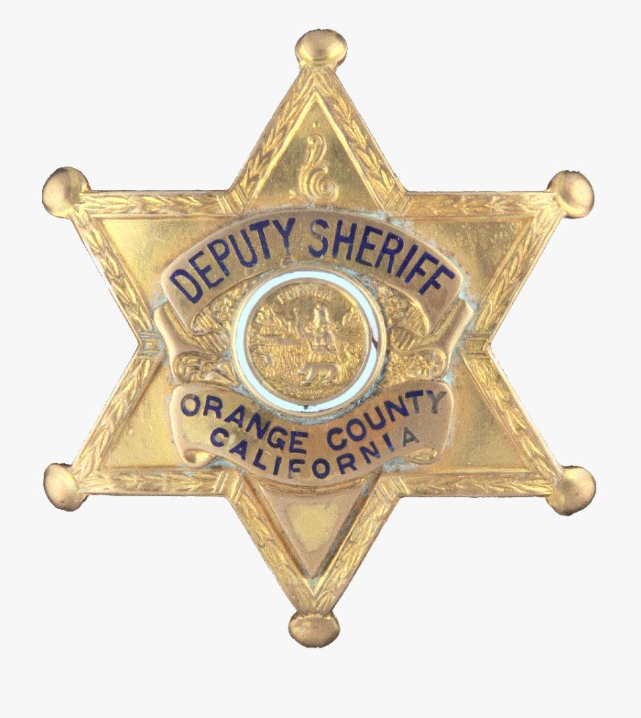 Deputy Badge Png.