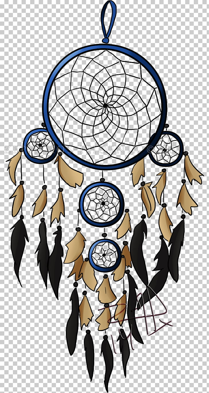 Dreamcatcher file formats, Dream Catcher , black and brown.
