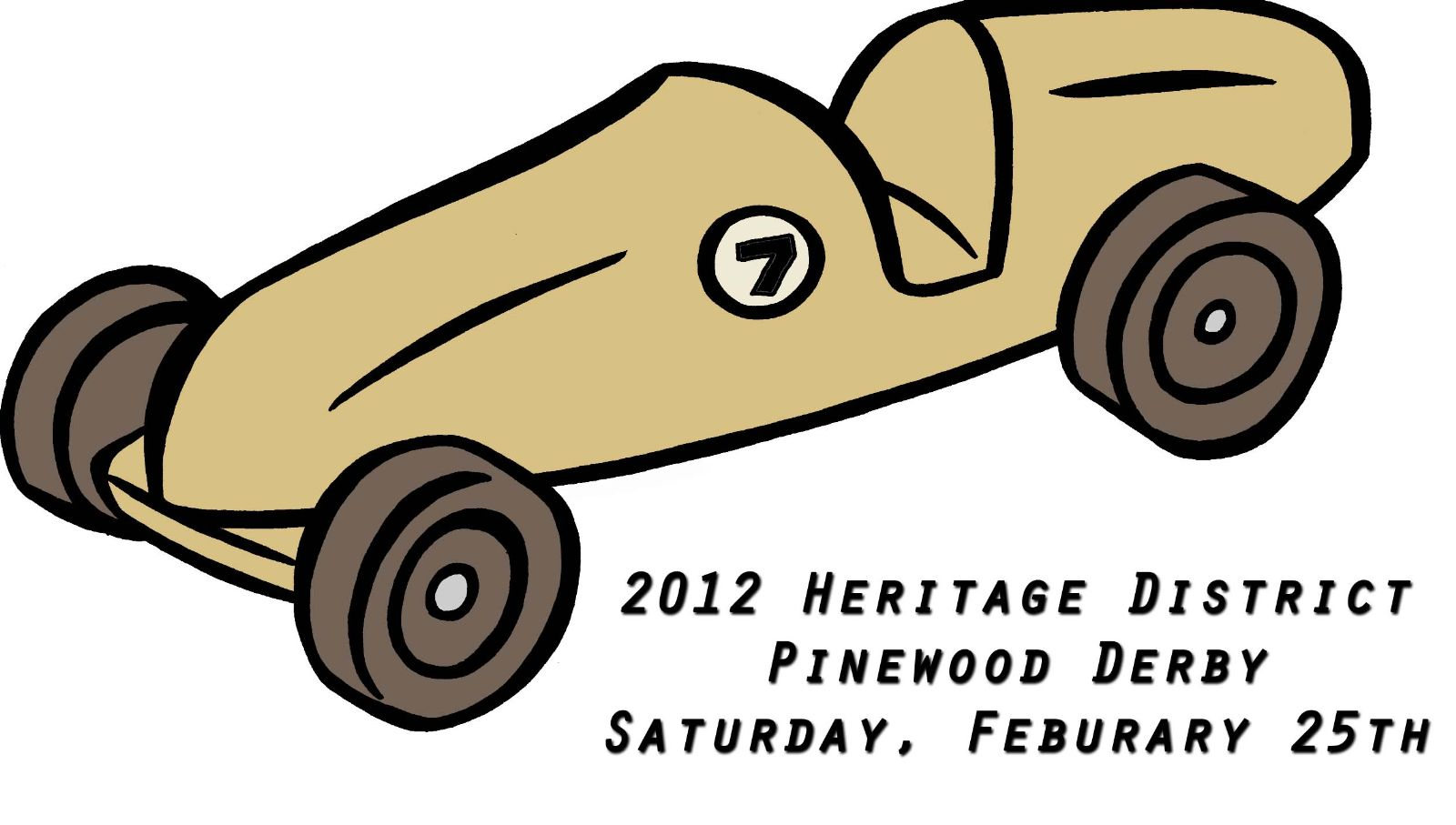 Free Pinewood Derby Clipart, Download Free Clip Art, Free Clip Art.