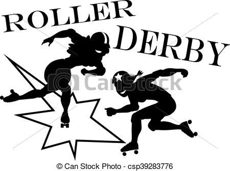 Roller derby clip.