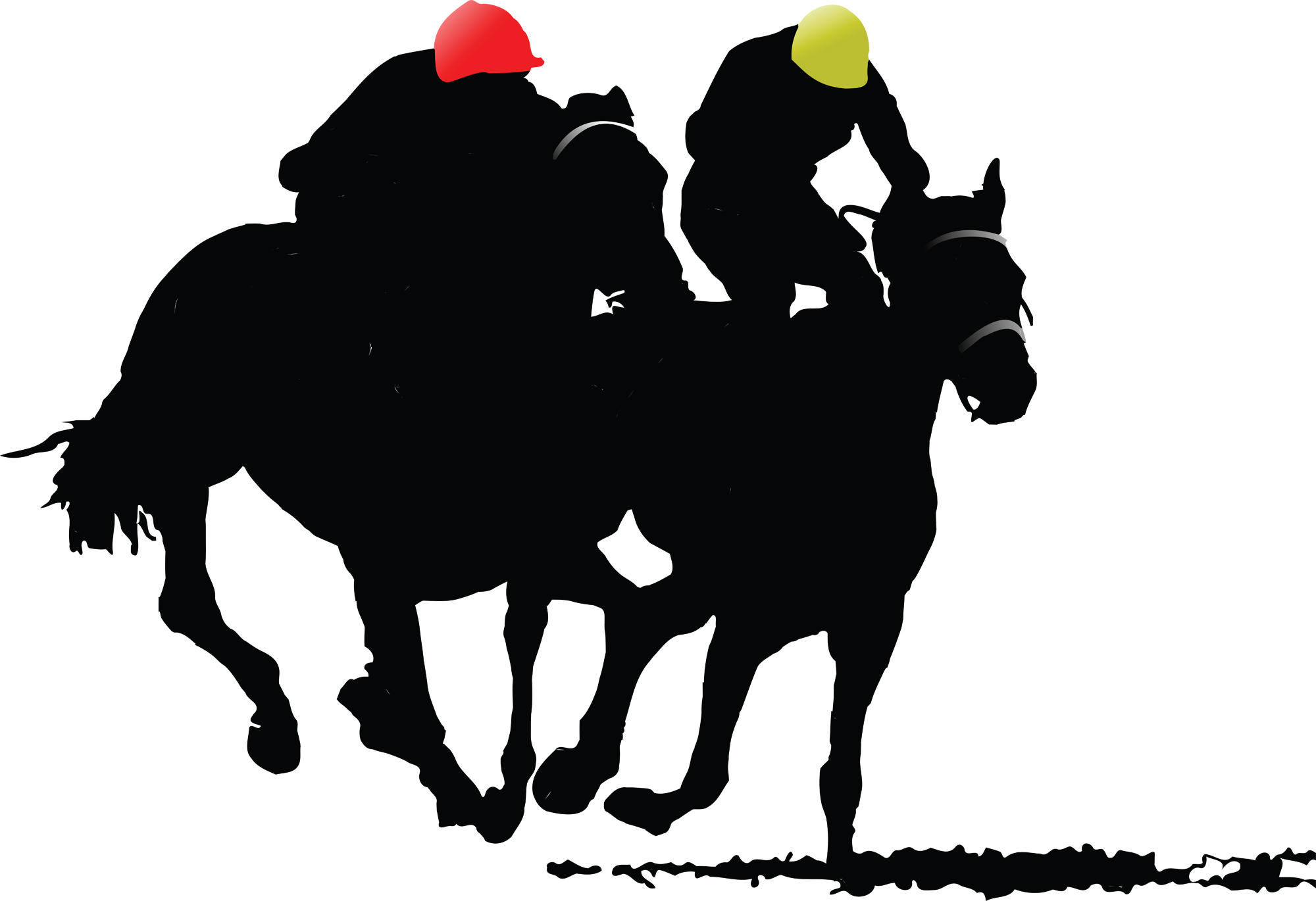 Kentucky derby clip art.