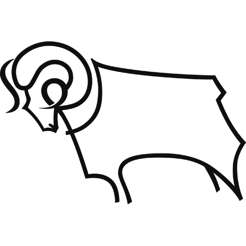 Derby county logo download free clipart with a transparent.