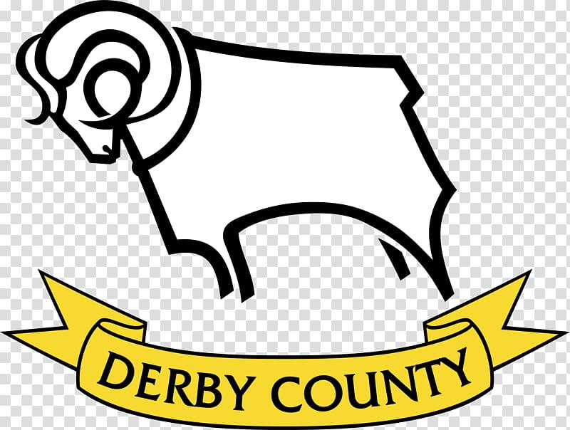 Premier League Logo, Derby County Football Club, Derby.