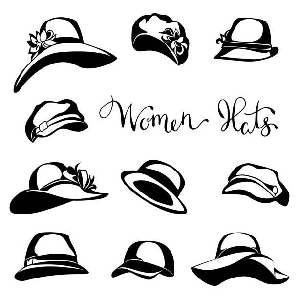 Best Derby Hat Illustrations, Royalty.