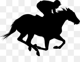 Thoroughbred Horse Racing png free download.