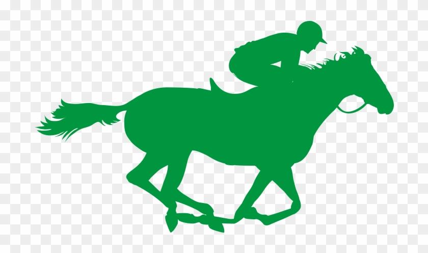 Clipart Horse Race Horse.