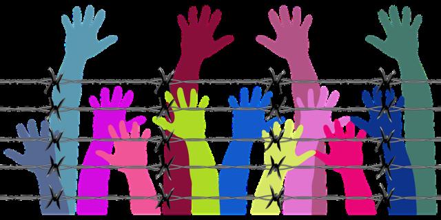 Derechos humanos, más importantes de lo que parecen ser.