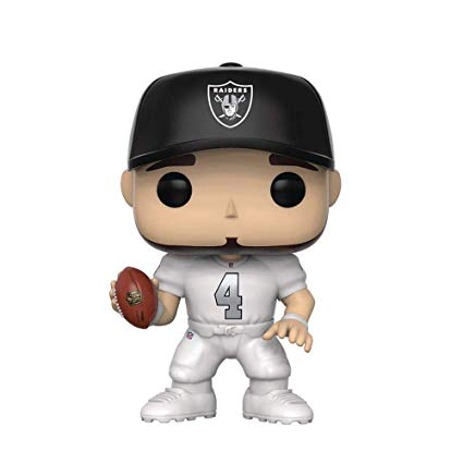 Funko POP NFL: Raiders.