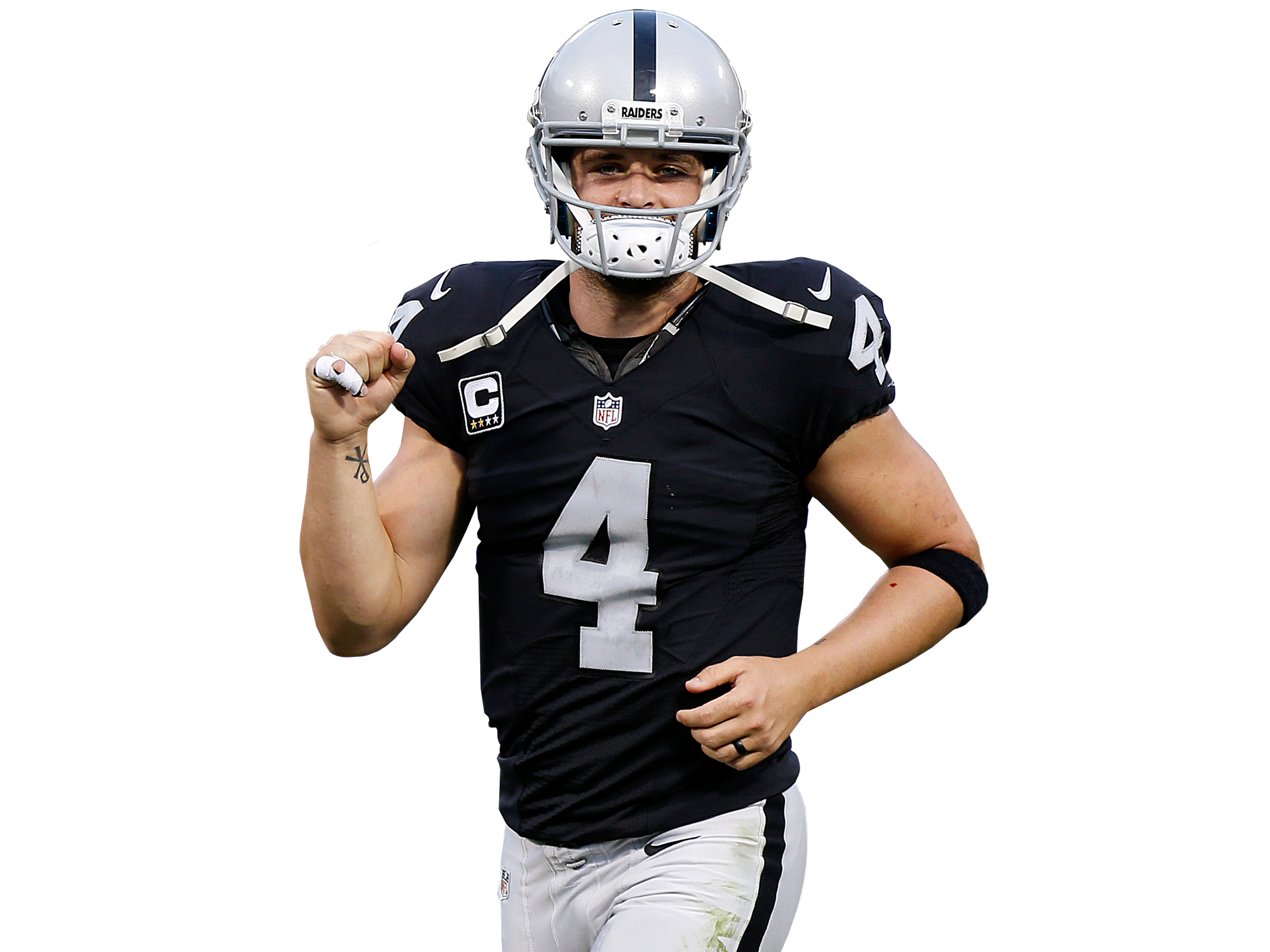 Download Free png Derek Carr Becomes Highest Paid Quarterback in the.