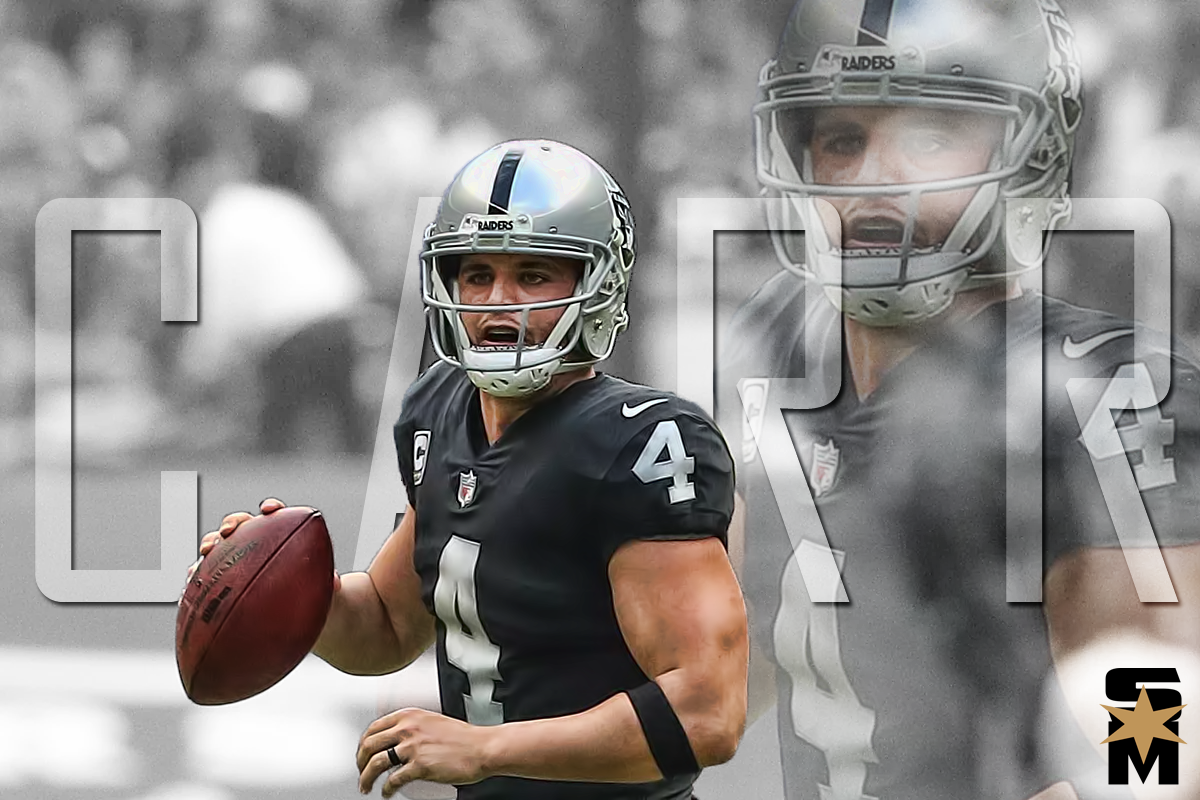 Why Derek Carr Will Be An NFL MVP Candidate In 2018.