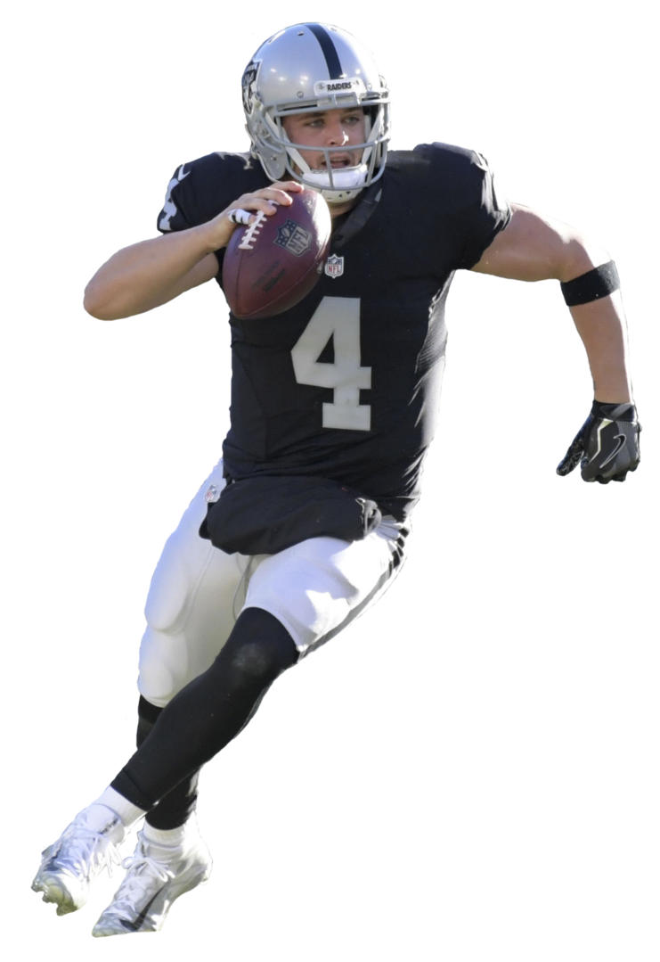 Download Free png Derek Carr Png (95+ images in Collection) Page 2.