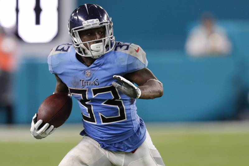 Dion Lewis, More Titans\' Fantasy Outlook After Derrick.