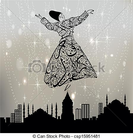 Dervish Clip Art and Stock Illustrations. 85 Dervish EPS.