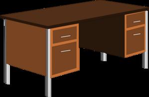 Desk Clip Art.