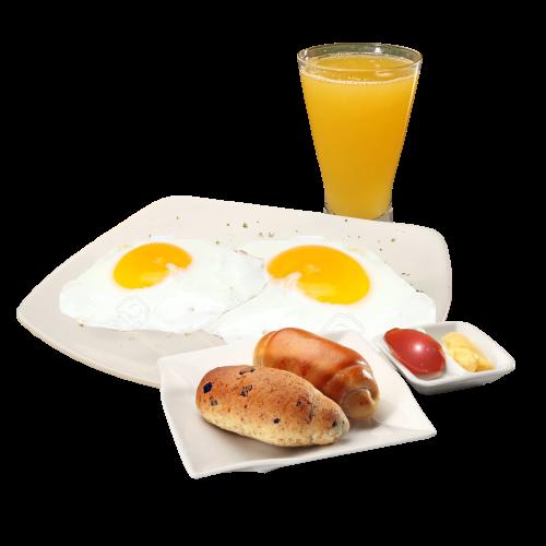 Desayuno Continental Png Vector, Clipart, PSD.