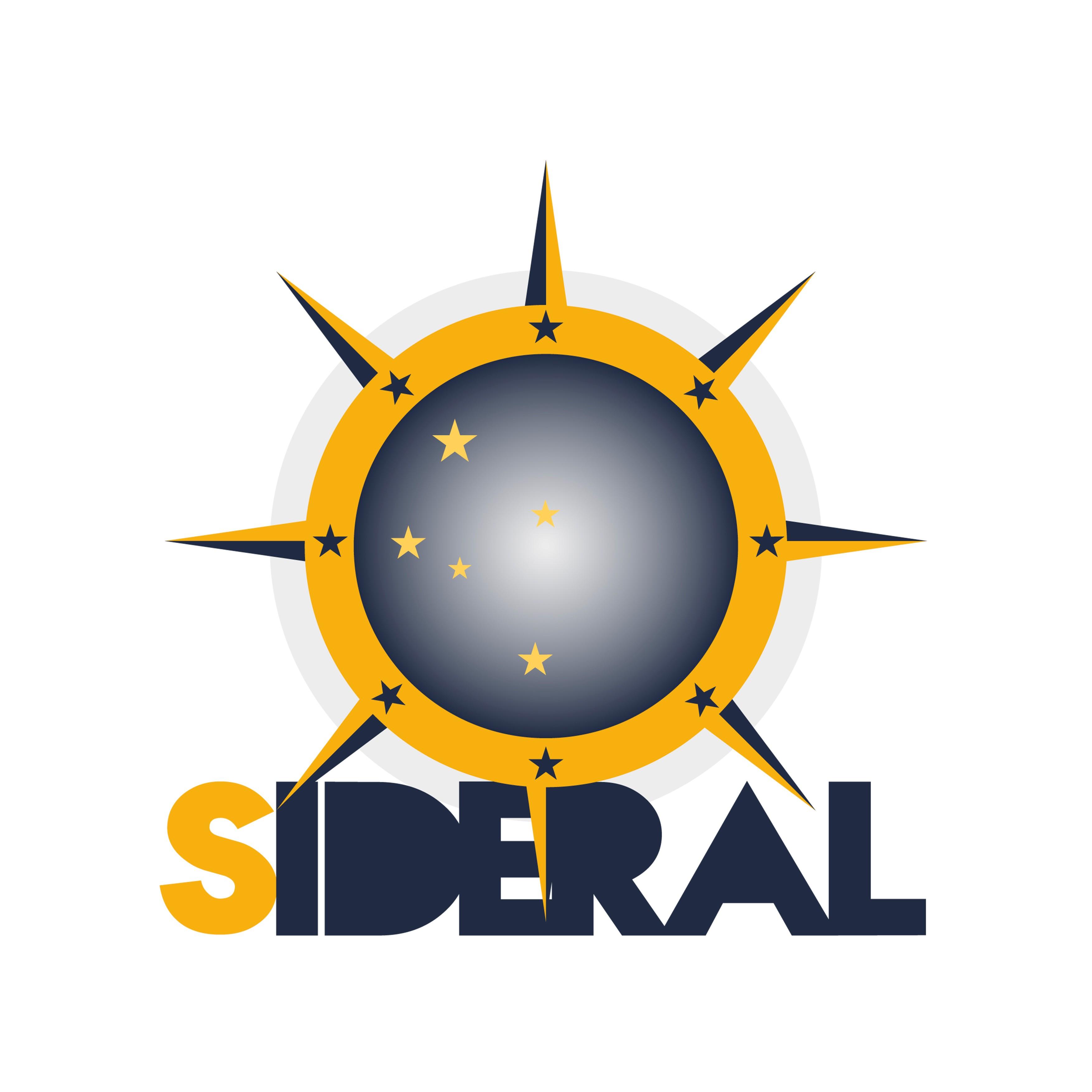 Logo Clube de Desbravadores Sideral.