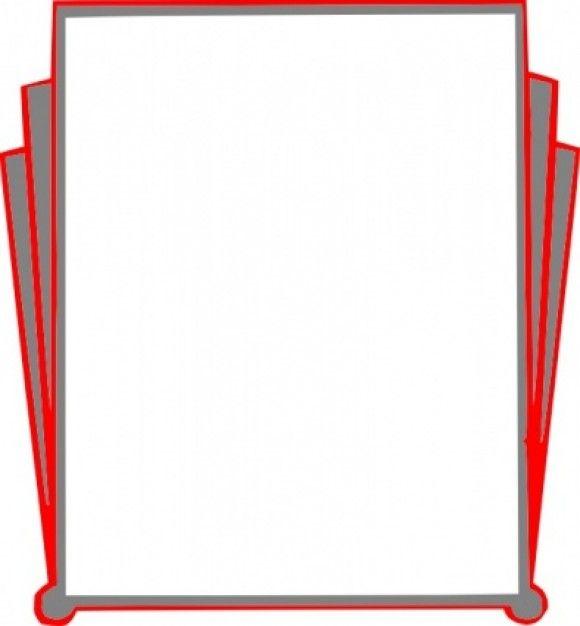 Descargar bordes decorativos para word gratis.