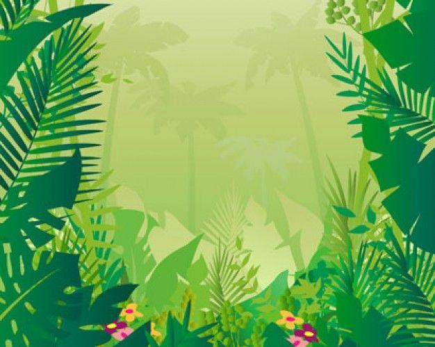 la selva de fondo descargar vectores gratis gratis vector de.