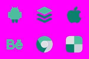 Iconos gratis PNG, ICO, ICNS y formato vectorial SVG.