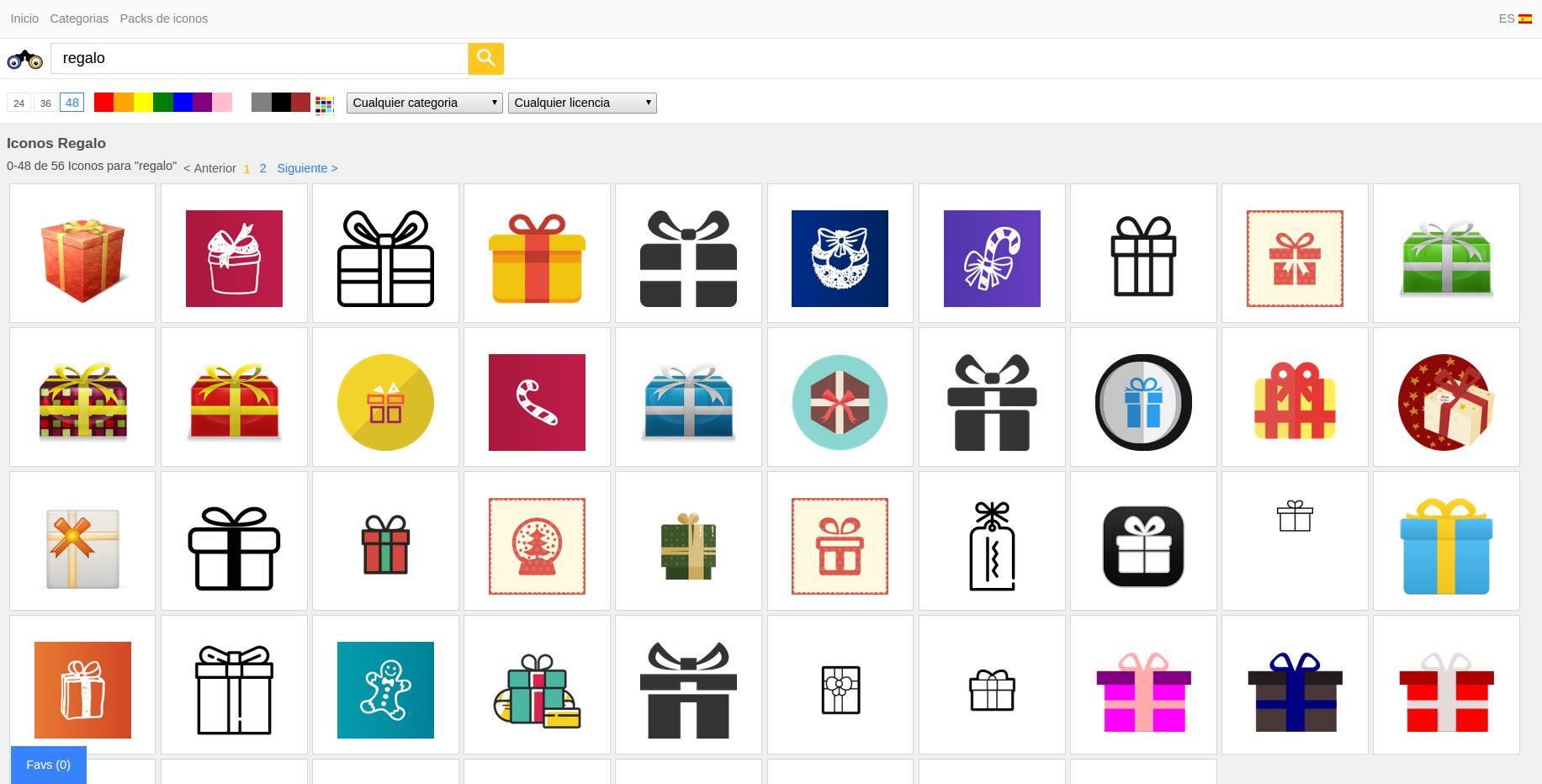 Iconos gratis! Descarga iconos png,ico o icons.
