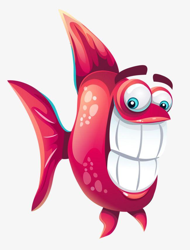 Pescado, Rojo PNG y Vector para Descargar Gratis.
