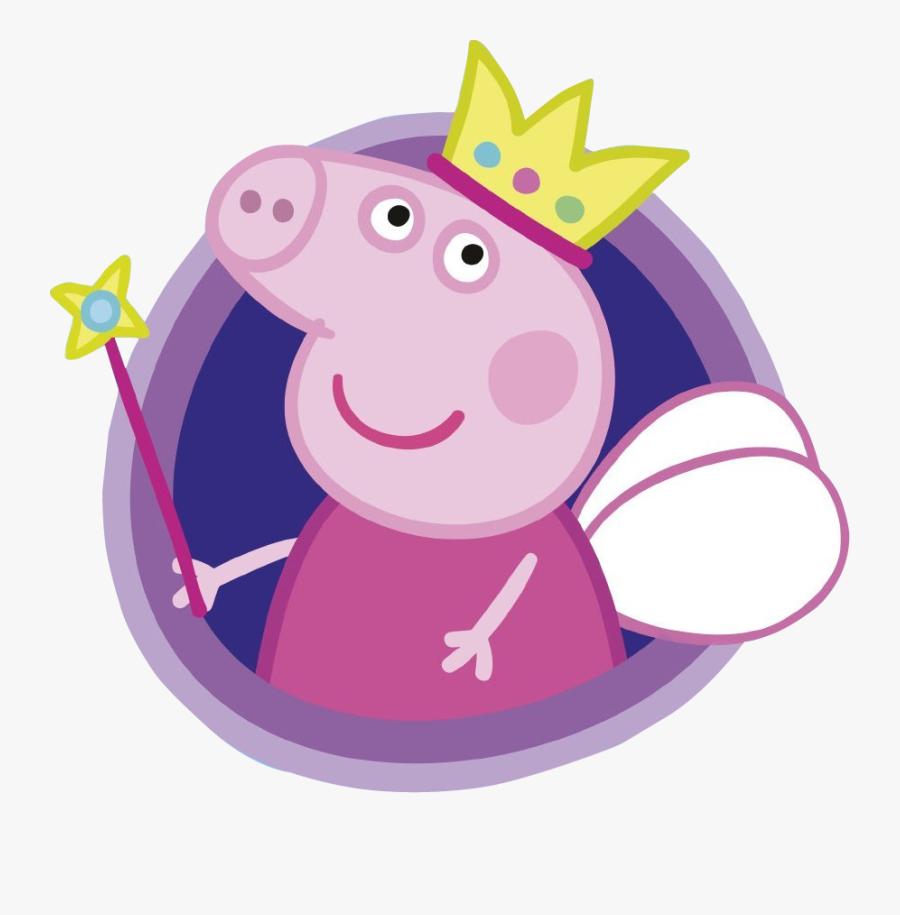 Imágenes De La Peppa Pig Con Fondo Transparente, Descarga.