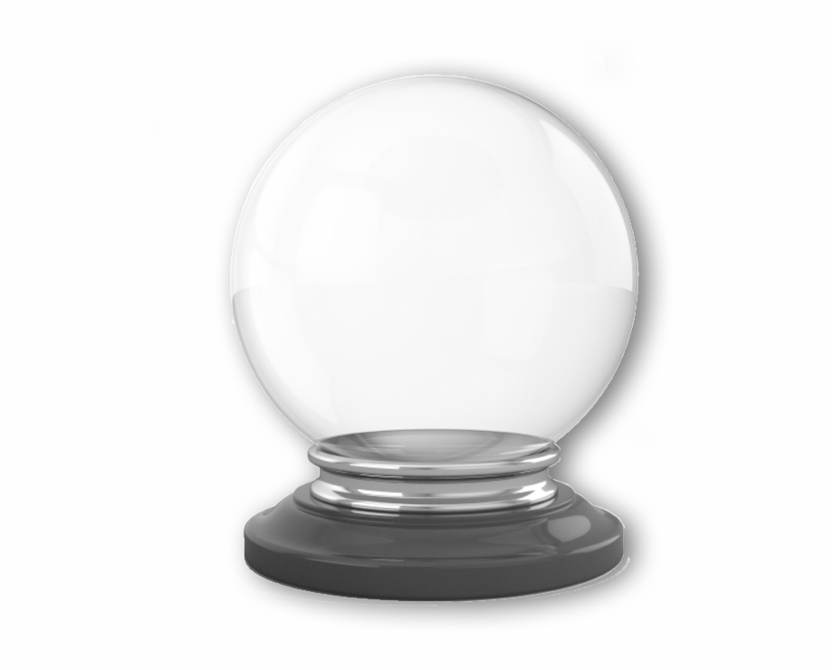 Clip Art Esfera Vidrio Transparente Descargar.