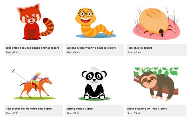 Imágenes clip art gratis para tus presentaciones y diseños.
