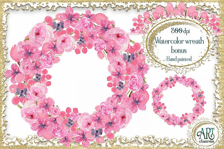 Clipart florales, descarga gratis en formato PNG, espero que te guste.