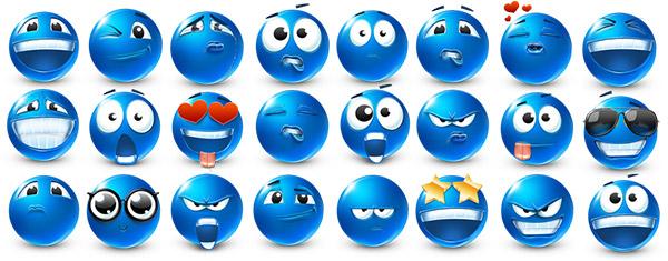 Descarga todo tipo de emoticones gratis.