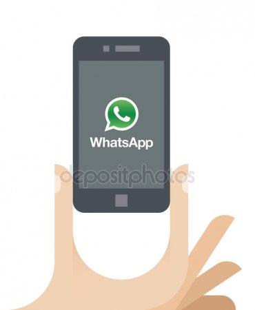 ᐈ Whatsapp png fondo de stock, vector fondo de whatsapp.