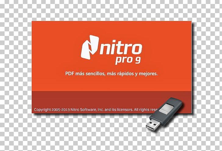 Nitro PDF Computer Program Portable Application Document PNG.