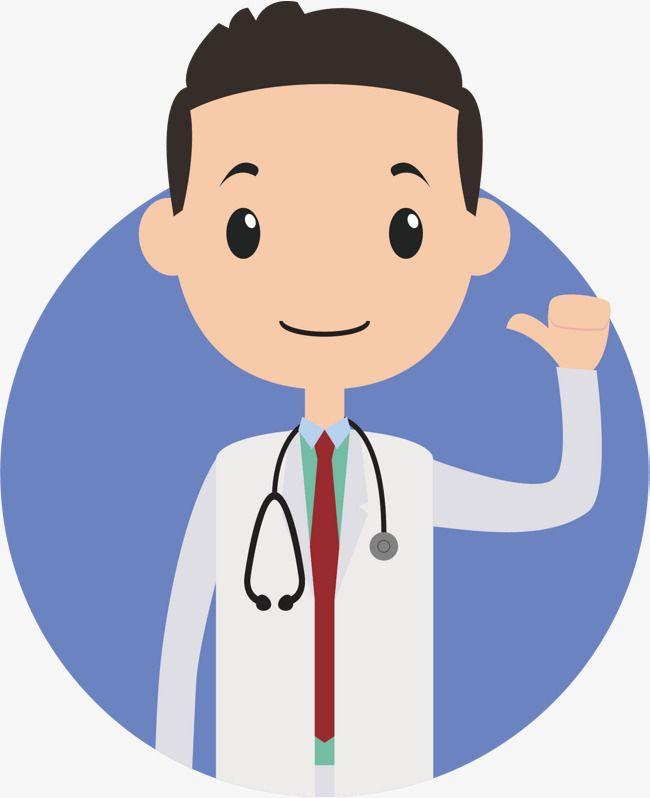 Médico Guapo, Médico Guapo, Doctor Cartoon, Doctor Figura PNG y.