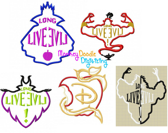 Descendants Logo Pack.