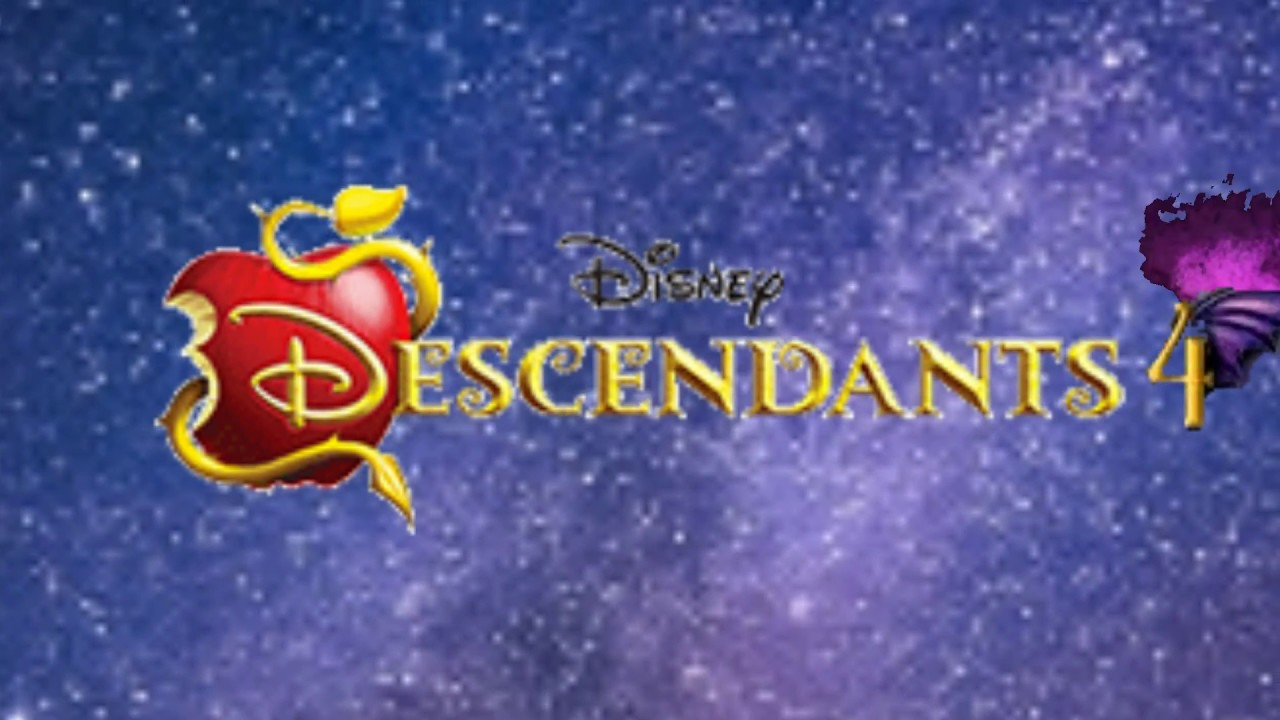 Descendants 4 Logo revealed.