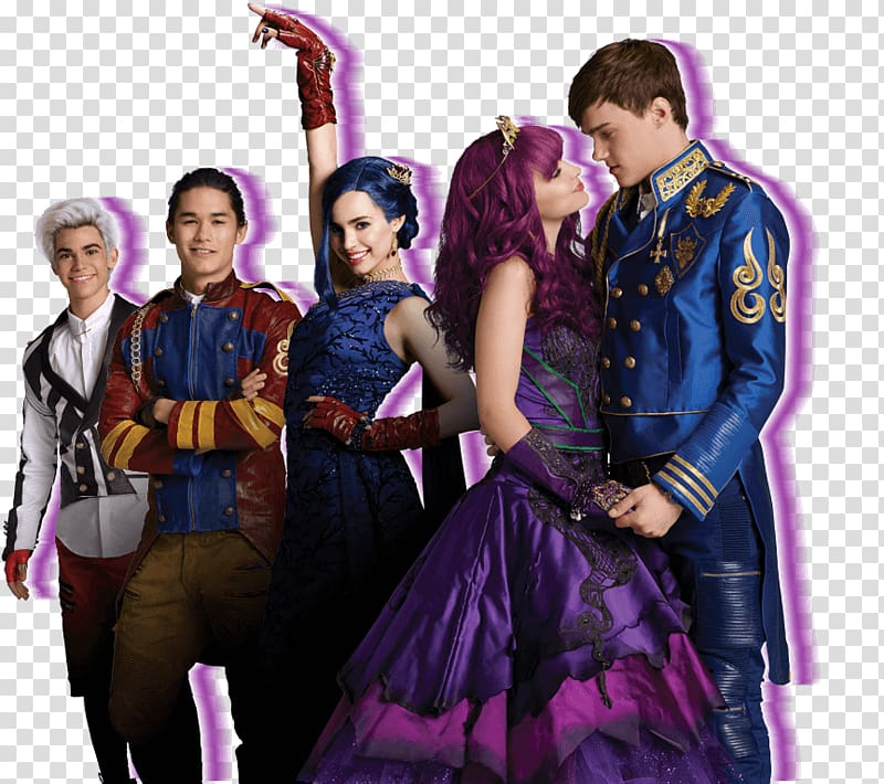 Mal Descendants Disney Channel Portable Network Graphics.