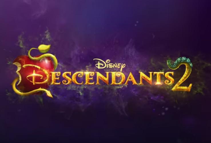 Descendants 2 Logos.